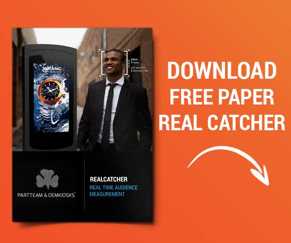 Paper Real Catcher by PARTTEAM & OEMKIOSKS