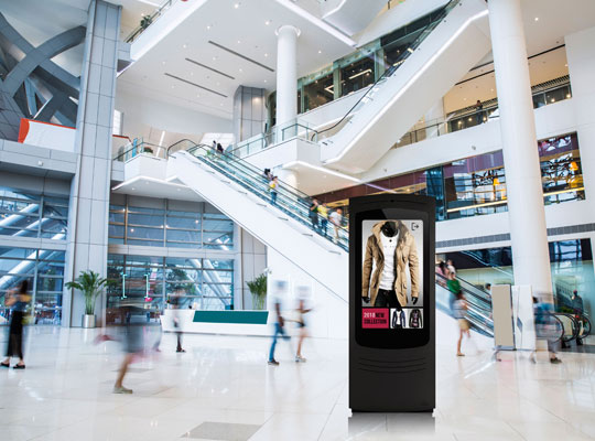Retail and Commerce - Real Catcher by PARTTEAM & OEMKIOSKS