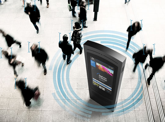Smart Cities - Real Catcher by PARTTEAM & OEMKIOSKS