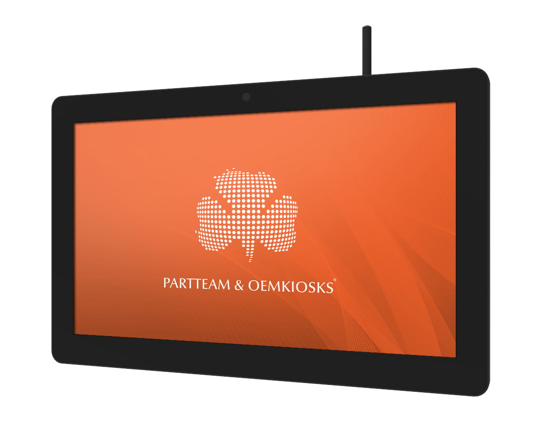 Commercial Tablets by PARTTEAM & OEMKIOSKS