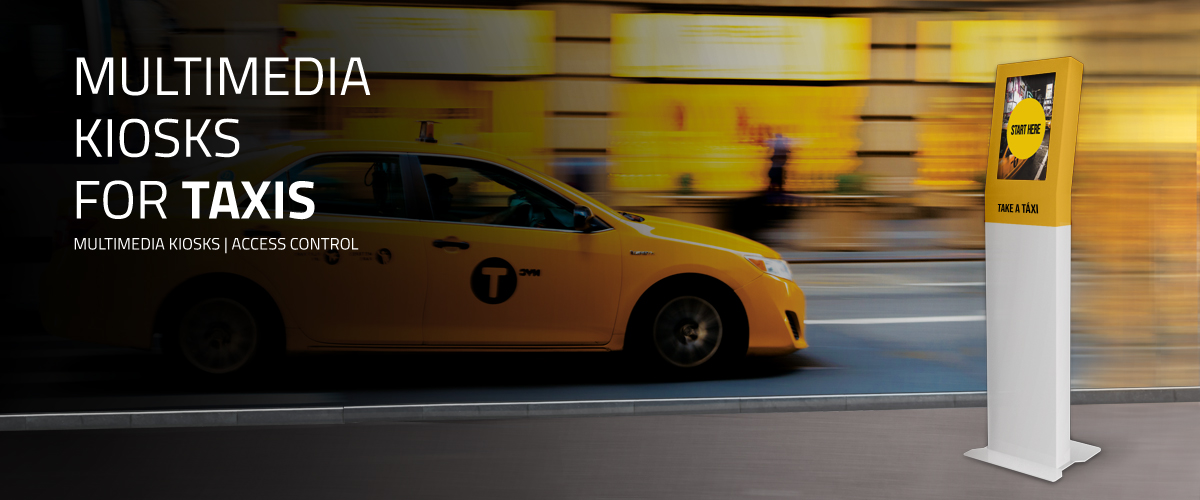 Multimedia Kiosks for Taxis