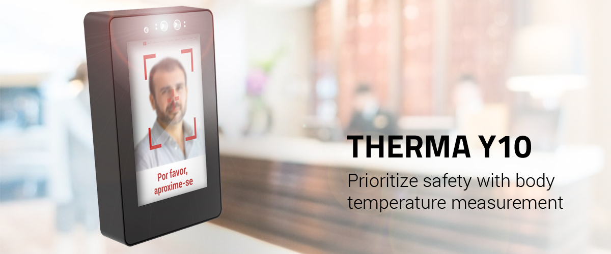 THERMA Y10 - Body temperature measure - PARTTEAM & OEMKIOSKS