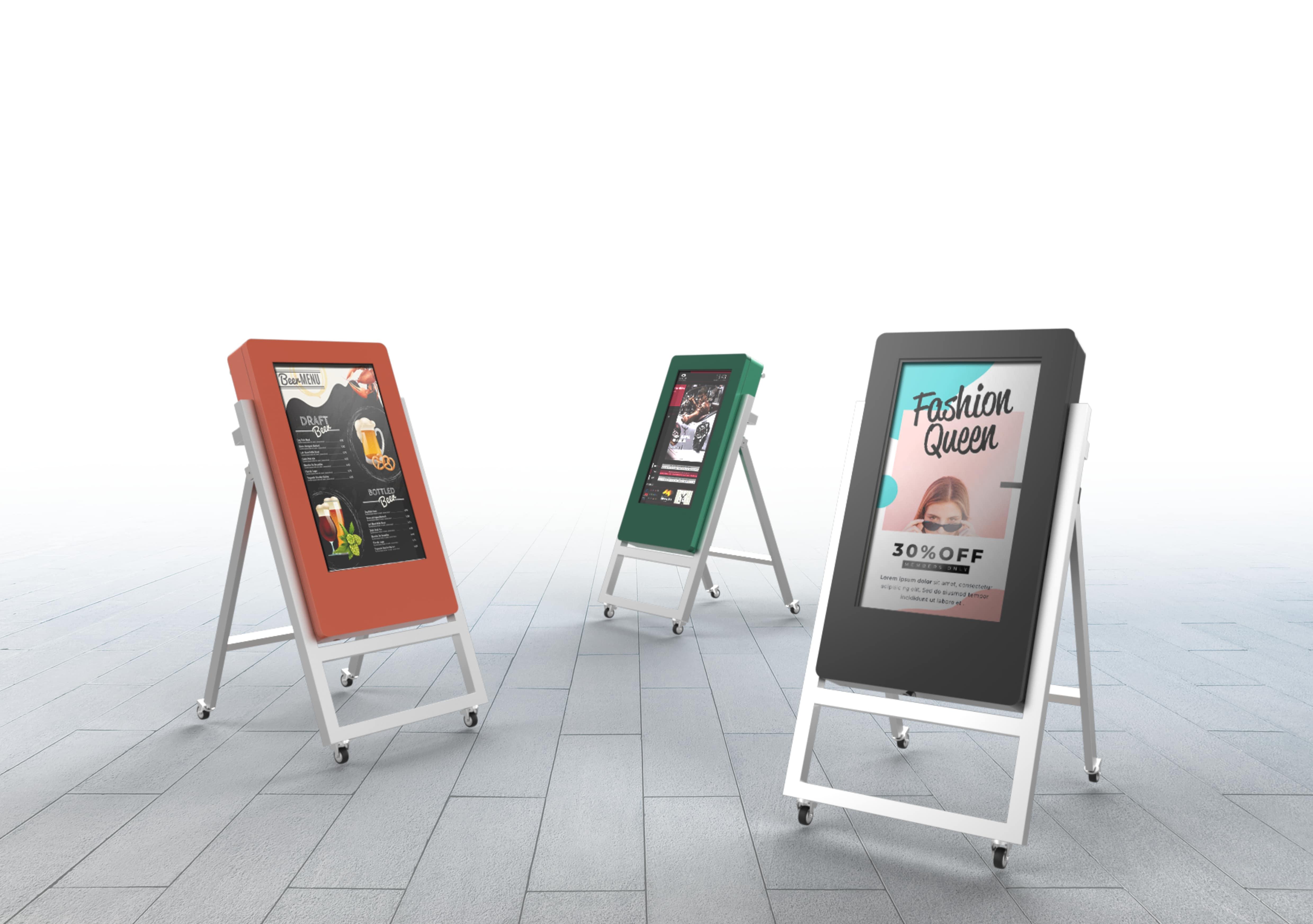 Kiosk TRESTLE by PARTTEAM & OEMKIOSKS