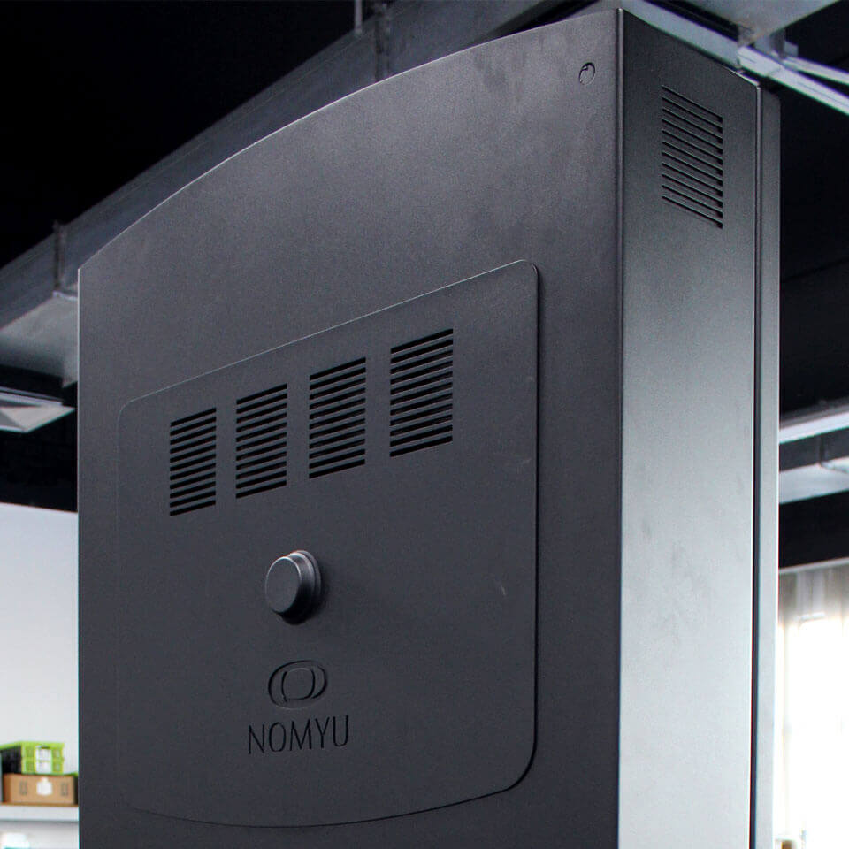Thermal Management and Ventilation - PARTTEAM & OEMKIOSKS