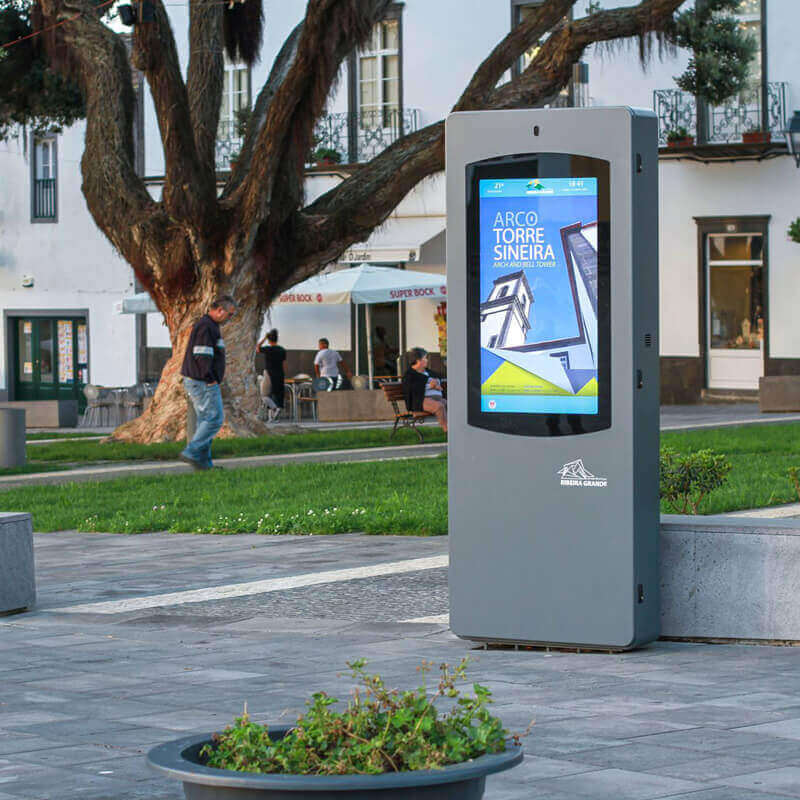 Glass protection - PARTTEAM & OEMKIOSKS