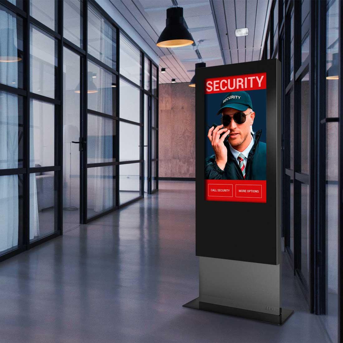 Kiosks for Virtual Security   PARTTEAM & OEMKIOSKS