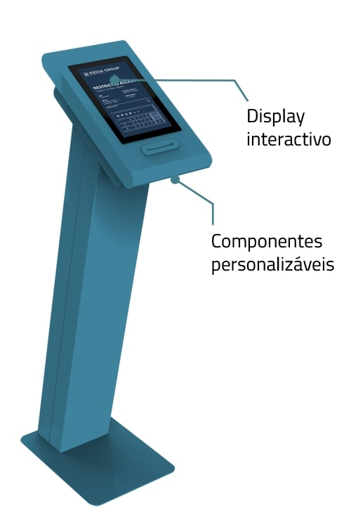 Visitor Management | Virtual Security PARTTEAM & OEMKIOSKS
