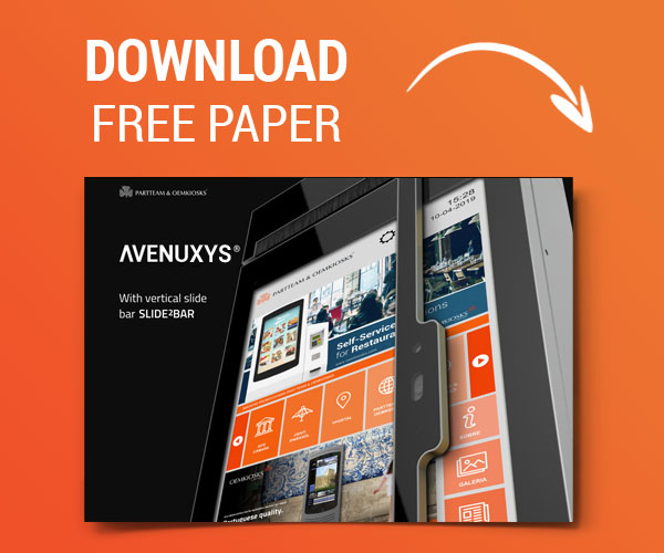 AVENUXYS - Paper by PARTTEAM & OEMKIOSKS
