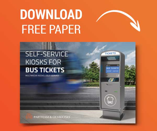 PAPER Bus Tickets