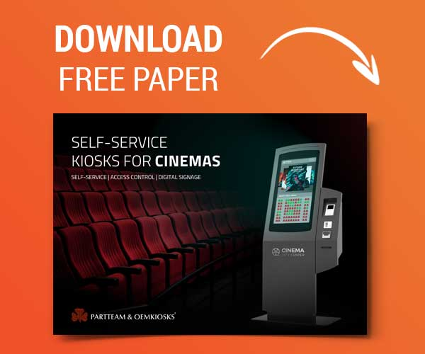 Cinemas - PARTTEAM & OEMKIOSKS