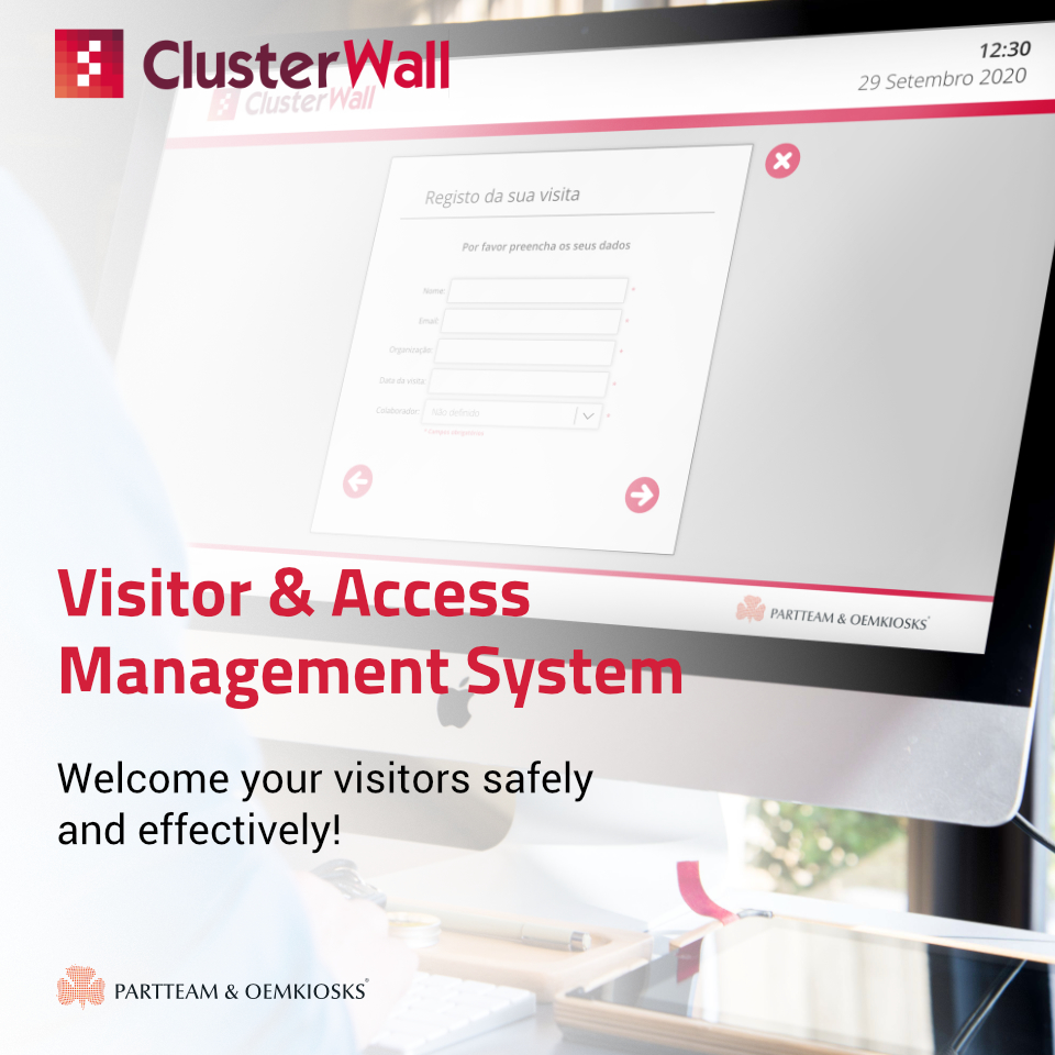Visitor & Access management system