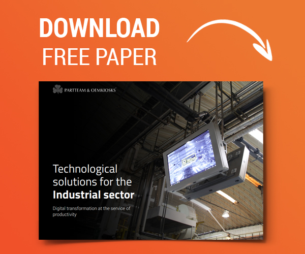 Industry paper by PARTTEAM & OEMKIOSKS