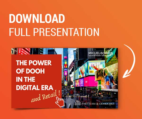 Power of dooh in the digital area