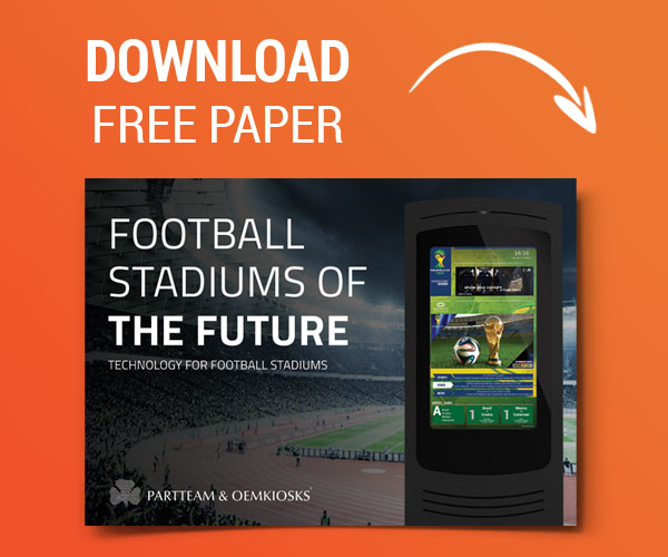 Smart Stadium by PARTTEAM