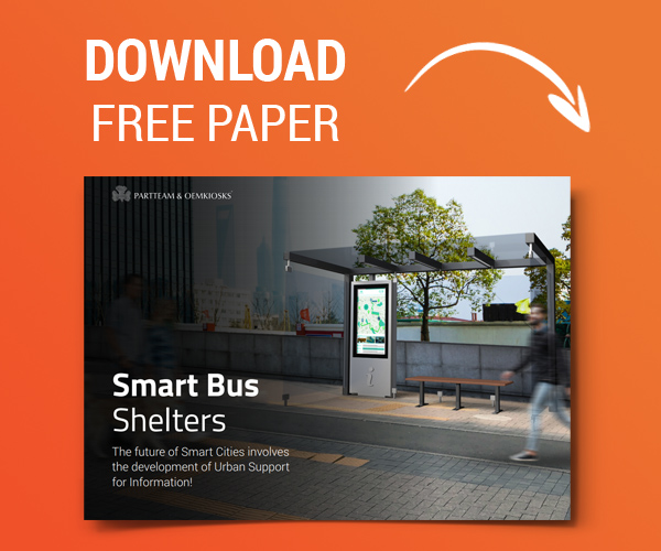 Smart Bus Shelters - Paper by PARTTEAM & OEMKIOSKS
