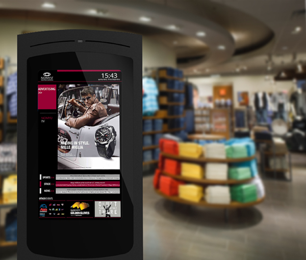 PAPER Retail And Shopping Malls by PARTTEAM
