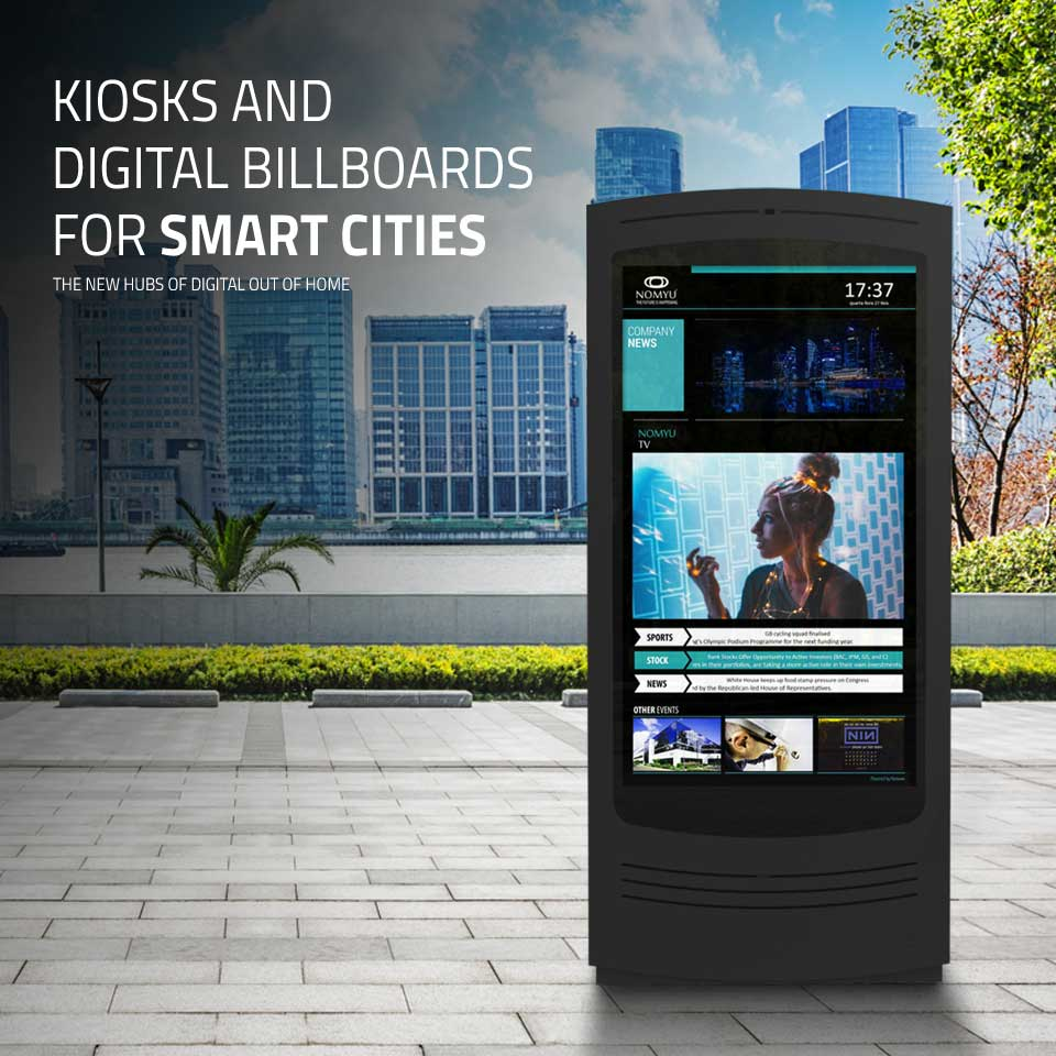 Smart Cities Paper by PARTTEAM & OEMKIOSKS